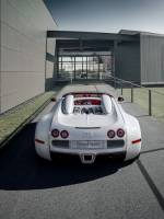 Bugatti Veyron Grand Sport 2012 Wei Long Year of the Dragon edition rear view