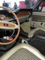 1968 Shelby Green Hornet interiors
