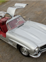 1955 Mercedes-Benz 300SL Alloy Gullwing to fetch up to £3.2 Millions