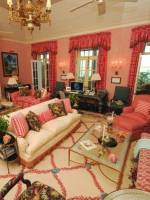 Luxurious manor house guest  hall