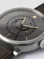 Och und Junior Moonphase Platina watch