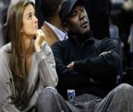 Michael Jordan with Yvette Prieto