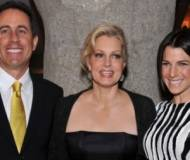 Jerry Seinfeld, Ali Wentworth and Jessica Seinfeld