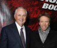 Jerry Bruckheimer with Robert Cook