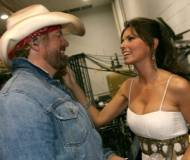 Toby Keith and Shania Twain