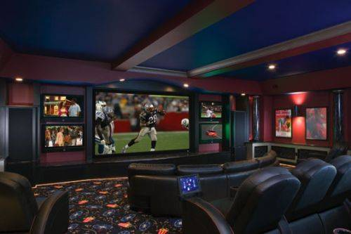 five in one home theater