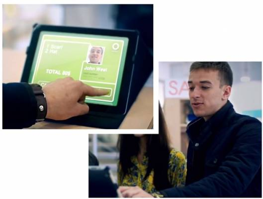 Facial Recognition Systems Turn Your Face Into Your Credit Card