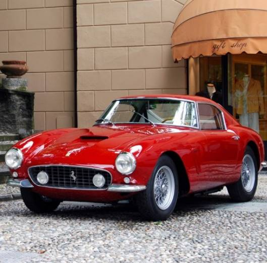 When $50 Million Is Too Low for a Vintage Ferrari
