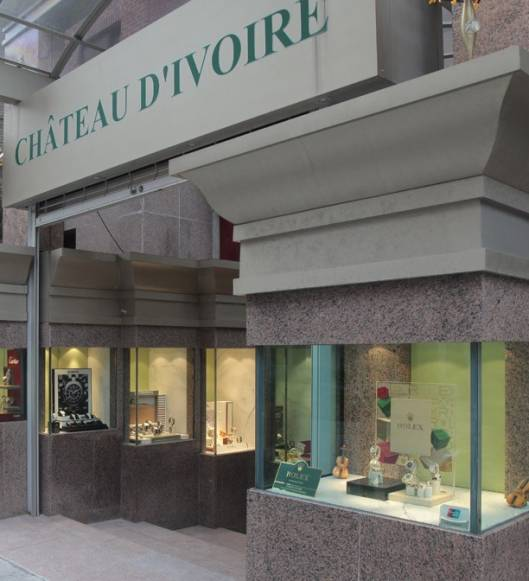 Chateau d'Ivoire: Leading Fine Jeweller of Canada