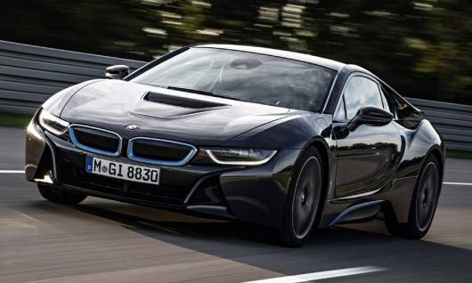 BMW to unveil its i8 at 2014 Auto Show