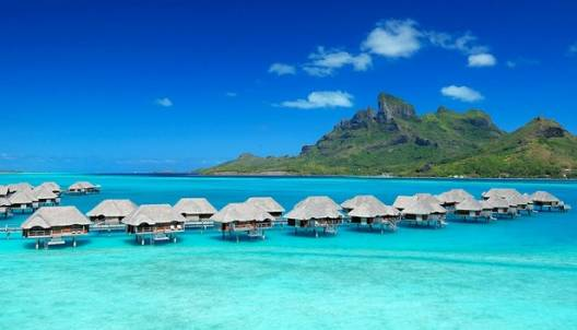 The Four Seasons Bora Bora is Your Dream Vacation Destination