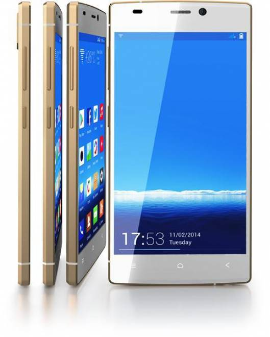 World's slimmest smartphone – Elife S5.5