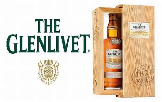 The Glenlivet Cellar Collection 1980 goes on sale for  premium Scotch lovers