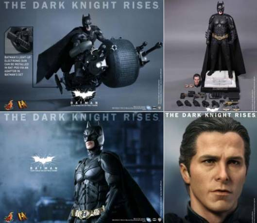 Batman collectible action figure goes on sale for Bruce Wayne fans