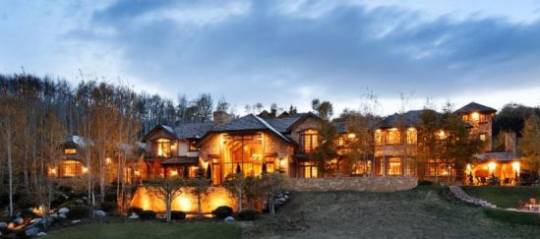 Most expensive rental vacation homes