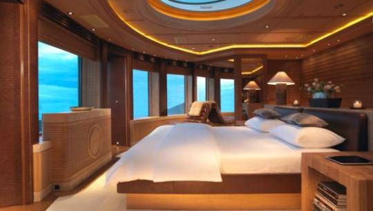RV Pegaso superyacht
