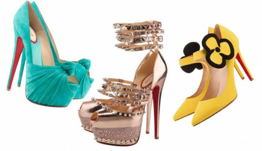 Christian Louboutin capsule collection