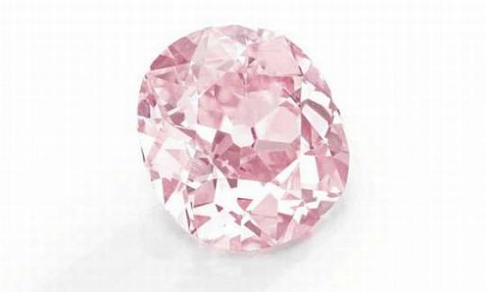 The 9Carat Pink Diamond by Huguette Clark