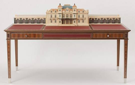 monte carlo casino writing desk