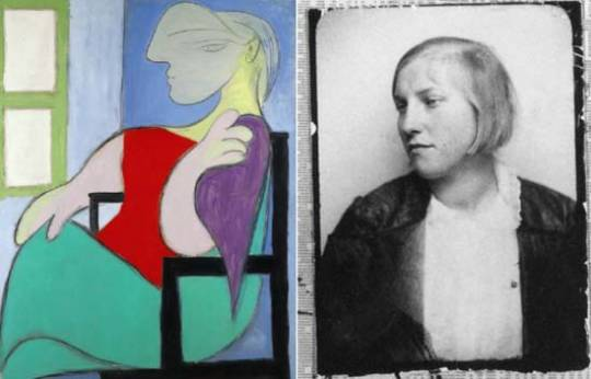 "Sotheby's offers Picasso's most iconic portraits ""The Golden Muse"