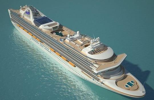 princess cruises grand princess