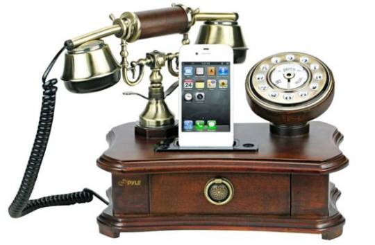 Pyle Retro Home Telephone Collection