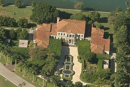 Indian Creek Mansion estate bought by Eddie Lampert
