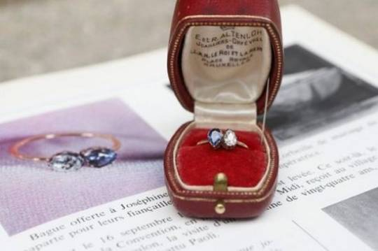 Josephine's Engagement Ring