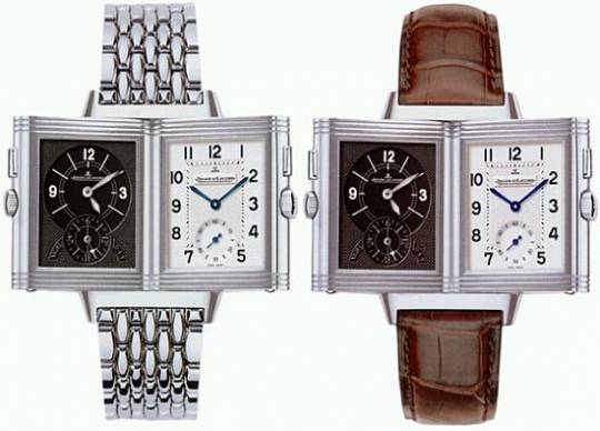 Jaeger Le Coultre Reverso Duo watch