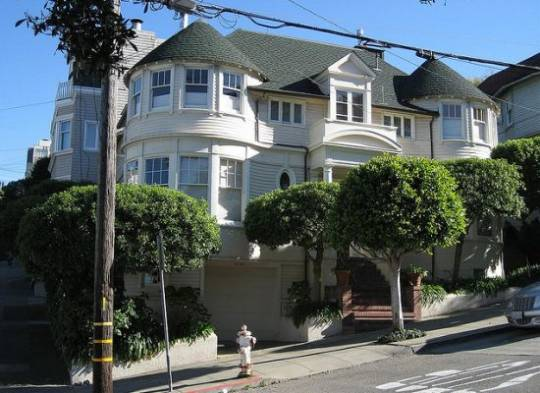 "The ""Mrs Doubtfire"" house"