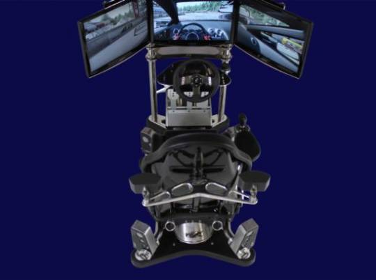 vrx imotion racing simulator 3