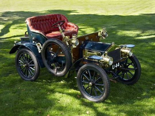 1904 Rolls Royce 10-HP