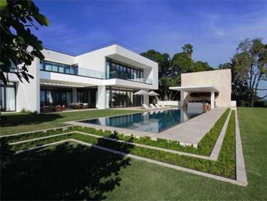 Alex Rodriguez Miami Home