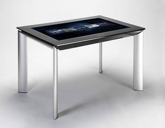 Samsung SUR40 touch-table screen