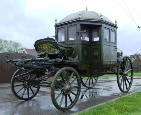 200-year-old Maharaja of Mysore's 1825 State Carriage up for grabs