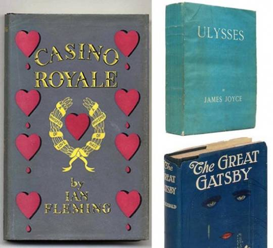 Classic books for auction