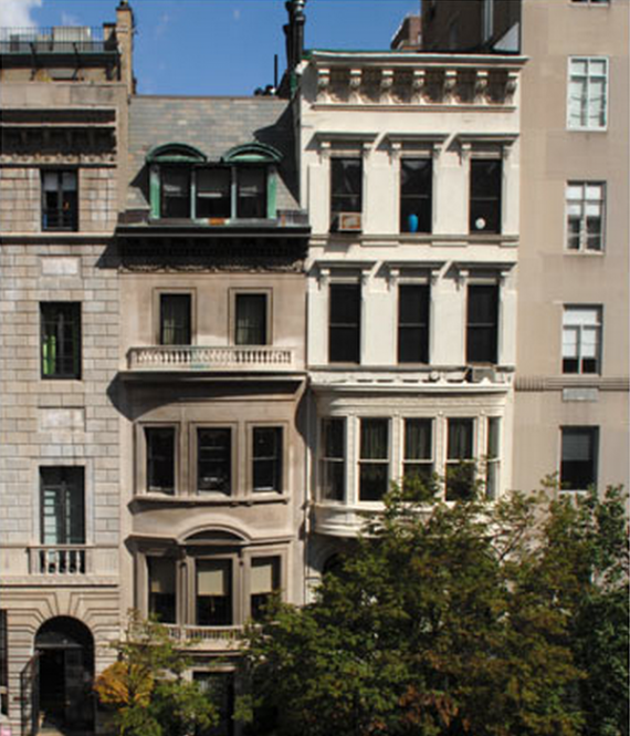 17 East 79th Street Townhouse