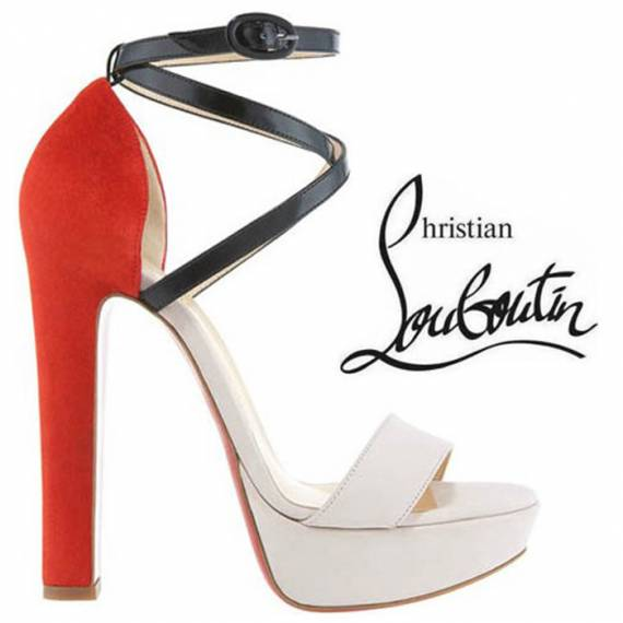 She has been spotted wearing various designer brands of sandals, and Christian Louboutin Summerissima is one of them