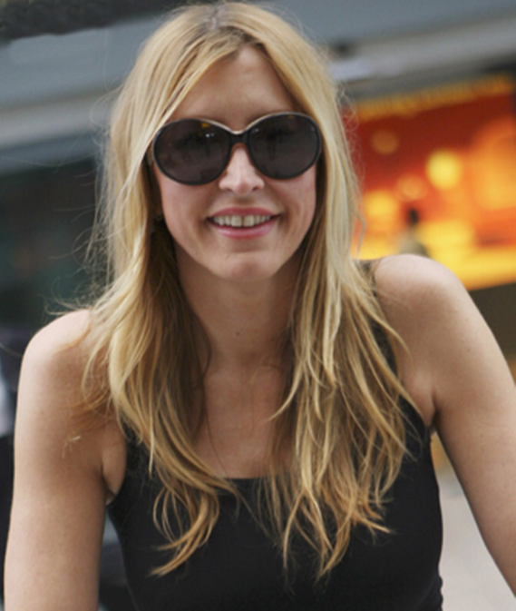 Heather can be often spotted wearing her Bvlgari 801 17B pair of sunglasses