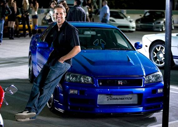 Paul Walker is the proud owner of some of the most prized vehicles of the current generation, and the auto buff's proudest acquisition is perhaps the Nissan Skyline GTR.