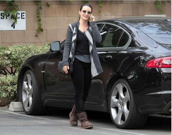 Kristin Davis Yoga Kristin davis, the style icon