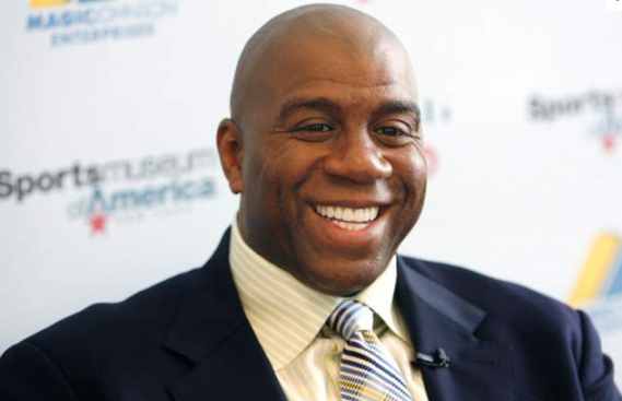 Though, philanthropist Magic Johnson supports a number of charities and causes, but one of the more prominent ones is the Charity Folks.