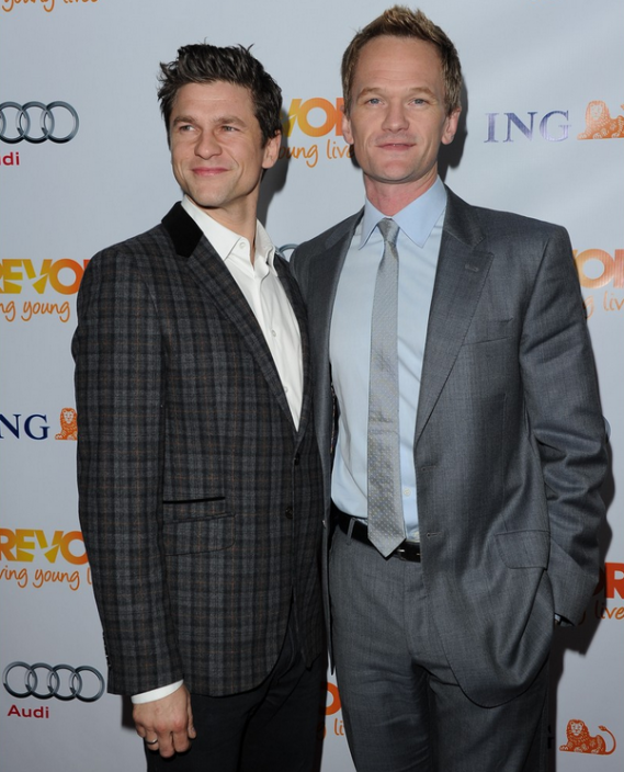 Neil Patrick Harris attends the Trevor Project's 2011 Trevor Live event