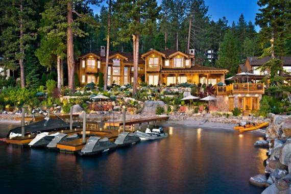 Lake Tahoe resort