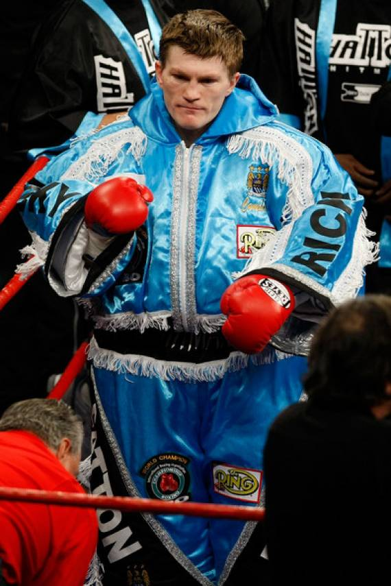Ricky Hatton Fat Suit 92