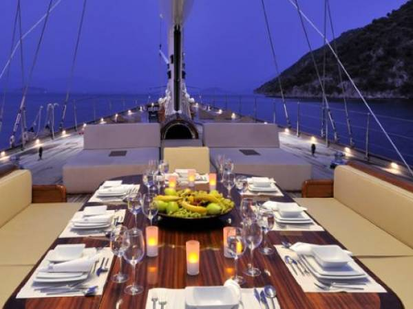 Superyacht Regina_Top Deck