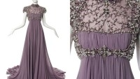 Ten Designer Gowns Based on Disney Princess to be Auctioned by Christie's