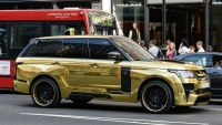 Supercars from Middle East rule the streets of London