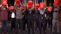 Top 10 Celebrity Ice Bucket Challenges