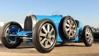 1925 Bugatti Type 35B is deemed to be most beautiful racing car